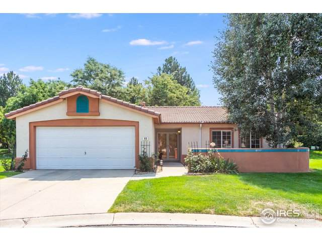 1200 43rd Ave #11, Greeley, CO 80634 (MLS #924675) :: 8z Real Estate
