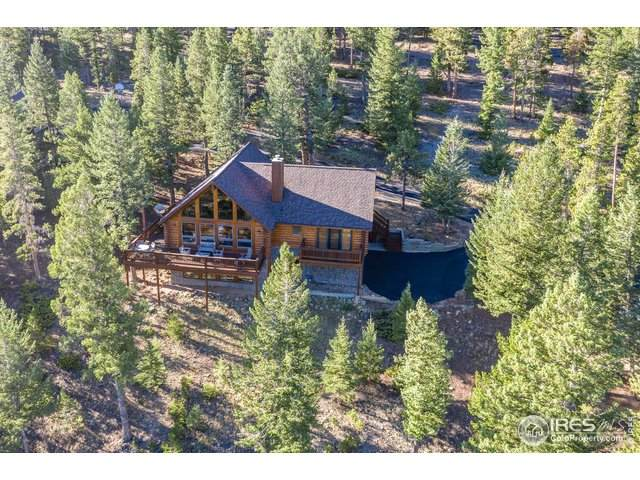 2611 Nimbus Dr, Estes Park, CO 80517 (#924683) :: My Home Team