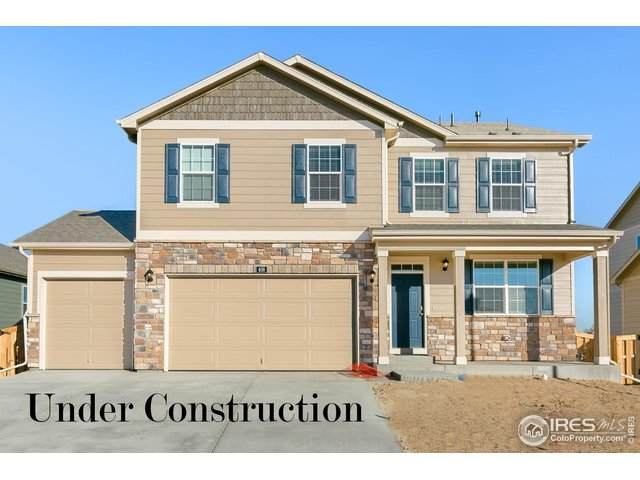 154 Hidden Lake Dr, Severance, CO 80550 (MLS #924688) :: J2 Real Estate Group at Remax Alliance