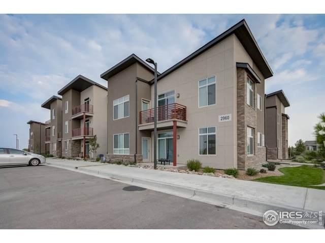 2960 Kincaid Dr #302, Loveland, CO 80538 (MLS #924691) :: Kittle Real Estate