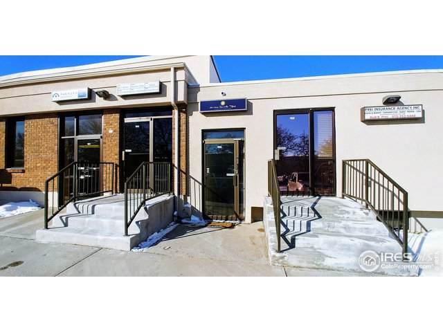 929 38th Ave Ct #103, Greeley, CO 80634 (MLS #924704) :: Wheelhouse Realty