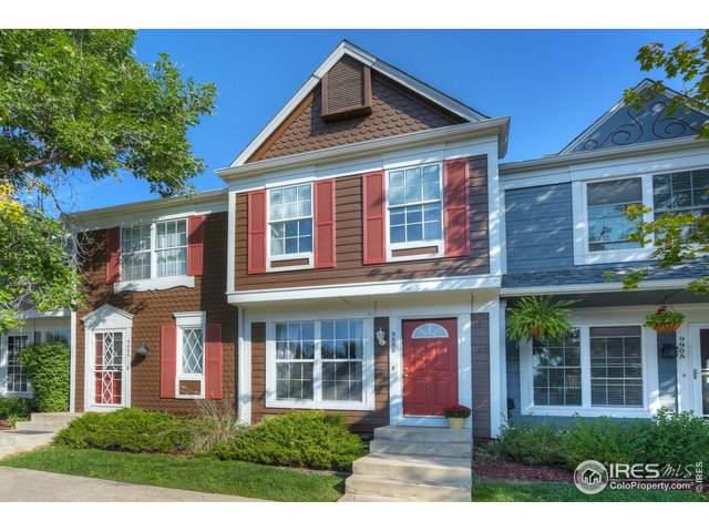 988 Milo Cir B, Lafayette, CO 80026 (MLS #924715) :: 8z Real Estate
