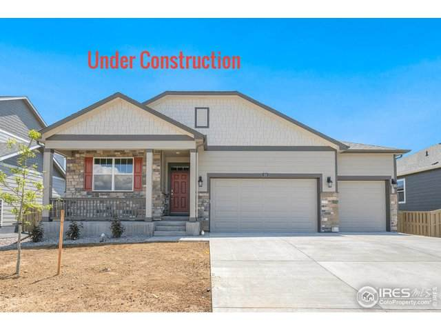 152 Hidden Lake Dr, Severance, CO 80550 (#924716) :: The Brokerage Group
