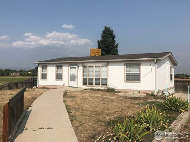 1131 W County Road 16, Loveland, CO 80537 (MLS #924720) :: Downtown Real Estate Partners