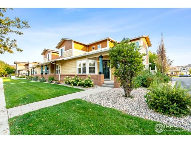 2557 Limon Dr #1, Fort Collins, CO 80525 (MLS #924721) :: Wheelhouse Realty