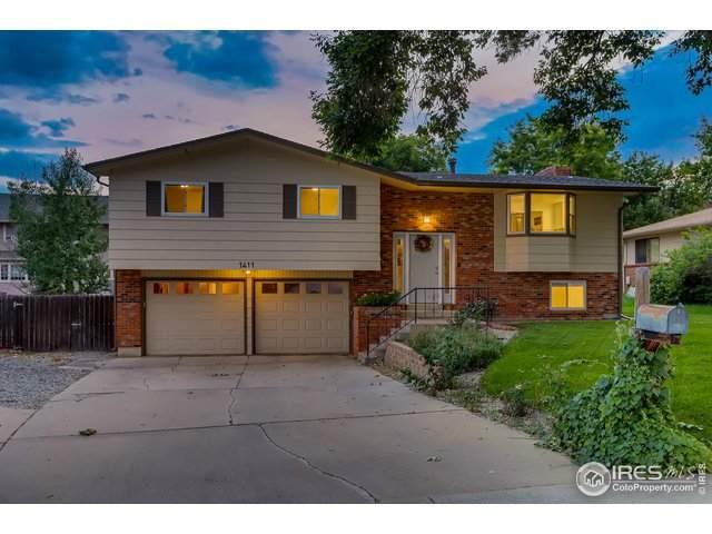1411 Pratt St, Longmont, CO 80501 (MLS #924722) :: Kittle Real Estate