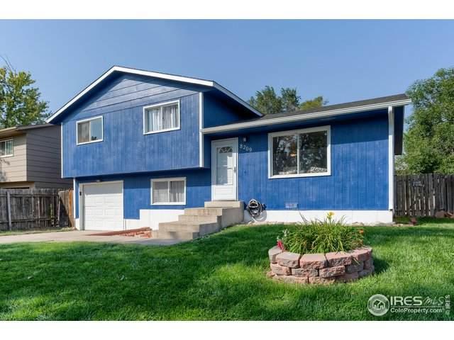 8209 Hallett Ct, Fort Collins, CO 80528 (#924724) :: Peak Properties Group