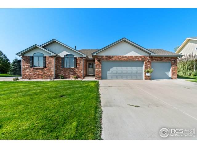 262 Settlers Dr, Eaton, CO 80615 (MLS #924728) :: Tracy's Team