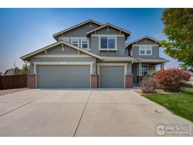 64 White Wing Ct, Johnstown, CO 80534 (MLS #924731) :: 8z Real Estate