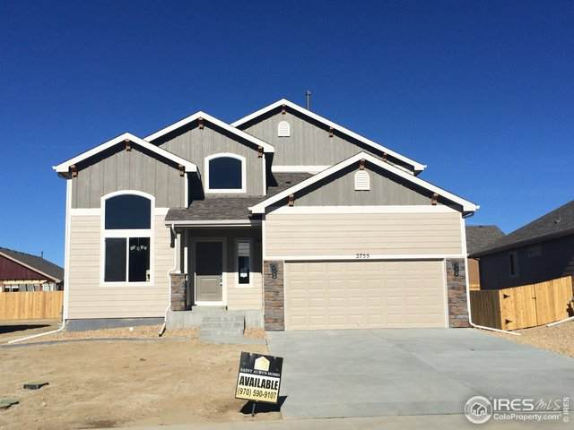 5511 Homeward Dr, Timnath, CO 80547 (MLS #924741) :: RE/MAX Alliance