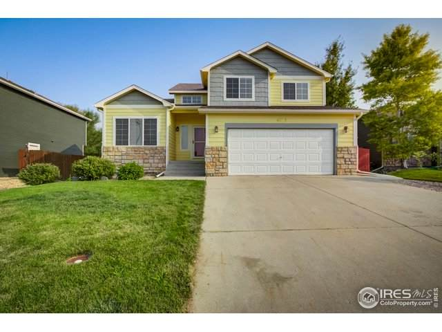 8628 18th St, Greeley, CO 80634 (MLS #924744) :: Downtown Real Estate Partners