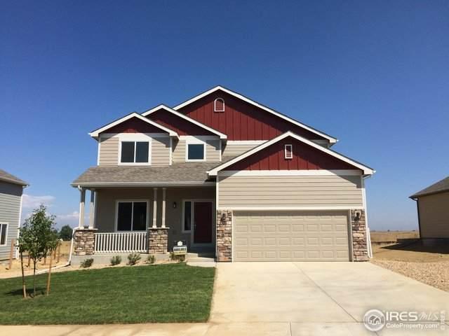1410 Larimer Ridge Pkwy, Timnath, CO 80547 (MLS #924752) :: Kittle Real Estate