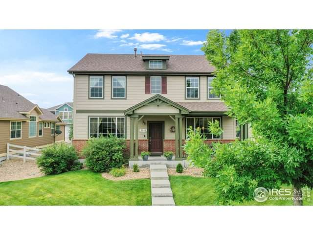 2839 Annelise Way, Fort Collins, CO 80525 (MLS #924778) :: RE/MAX Alliance