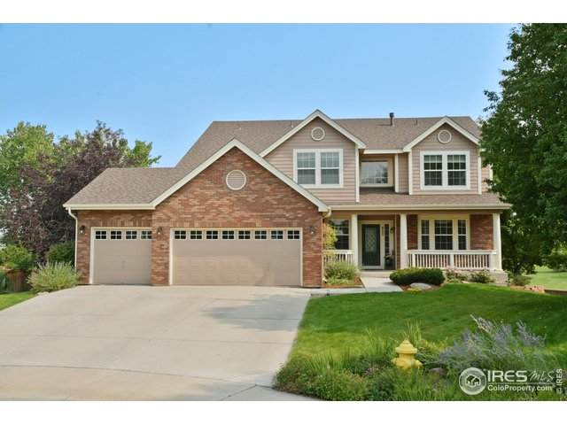 6000 Huntington Hills Ct, Fort Collins, CO 80525 (MLS #924781) :: Tracy's Team