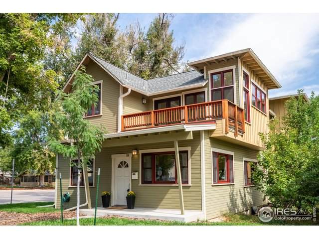 936 Jefferson Ave, Louisville, CO 80027 (MLS #924792) :: J2 Real Estate Group at Remax Alliance