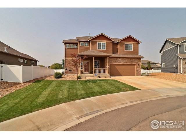 392 Shadowbrook Dr, Windsor, CO 80550 (MLS #924804) :: Bliss Realty Group