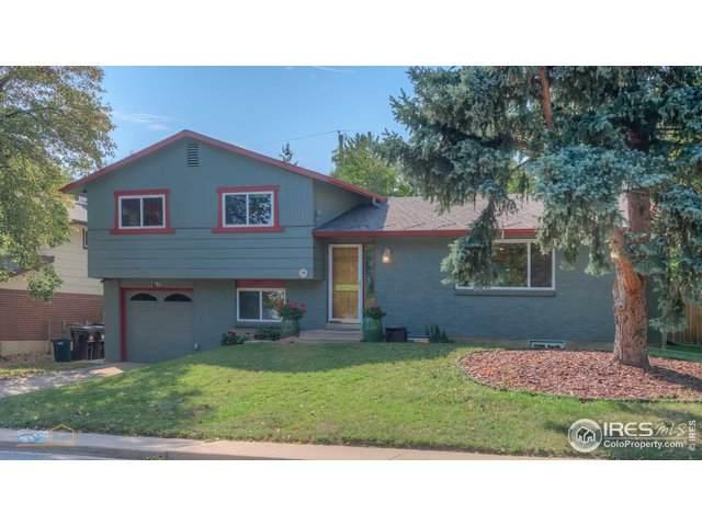 2790 Darley Ave, Boulder, CO 80305 (MLS #924822) :: RE/MAX Alliance