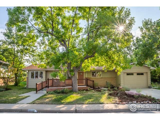 2735 Carnegie Dr, Boulder, CO 80305 (MLS #924829) :: Bliss Realty Group