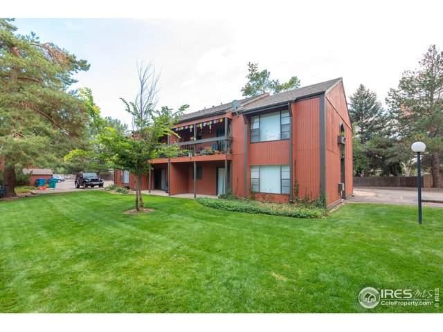 1625 W Elizabeth St B3, Fort Collins, CO 80521 (MLS #924832) :: RE/MAX Alliance
