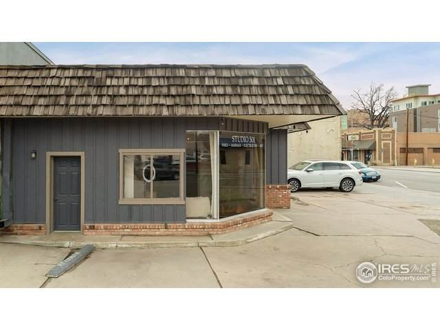 501 Cleveland Ave, Loveland, CO 80537 (MLS #924835) :: Fathom Realty