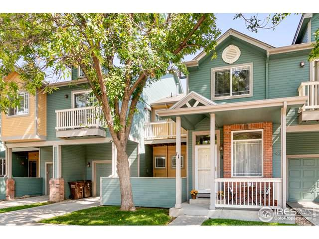 818 S Terry St #11, Longmont, CO 80501 (MLS #924852) :: Colorado Home Finder Realty
