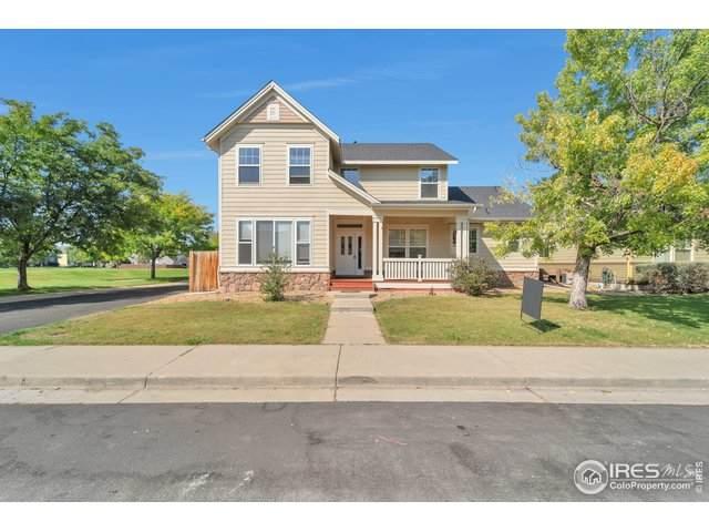5134 Mt Arapaho Cir, Longmont, CO 80504 (MLS #924857) :: 8z Real Estate