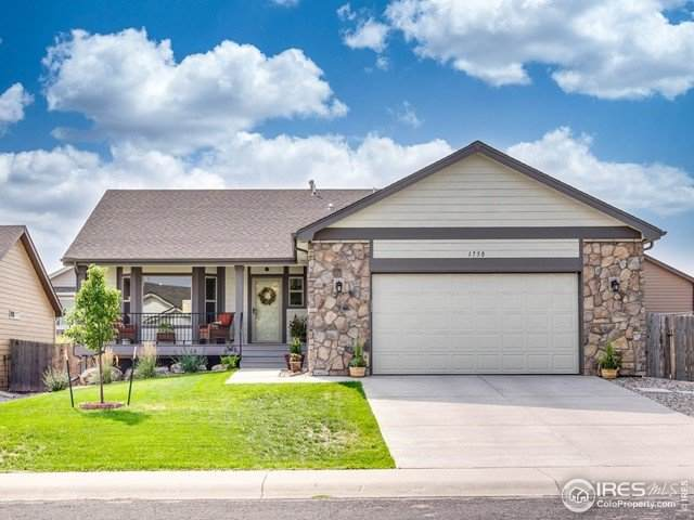 1750 Goldenvue Dr, Johnstown, CO 80534 (#924861) :: James Crocker Team