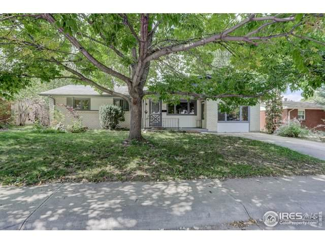 1009 Rose St, Longmont, CO 80501 (#924865) :: My Home Team
