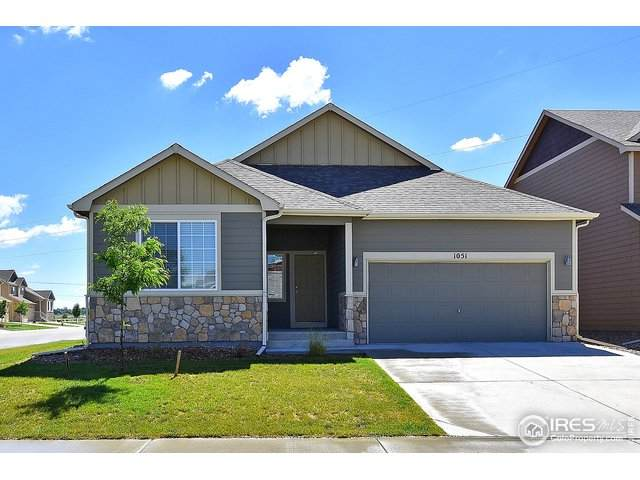 2627 Turquoise St, Loveland, CO 80537 (MLS #924869) :: Fathom Realty
