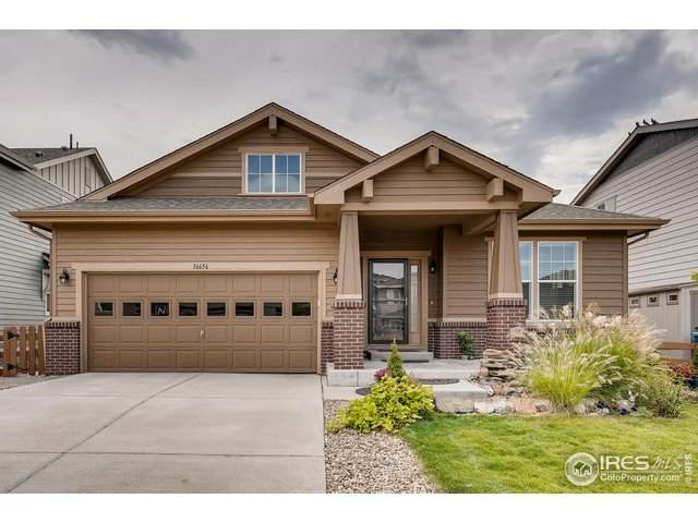 16656 W 94th Dr, Arvada, CO 80007 (MLS #924881) :: Keller Williams Realty