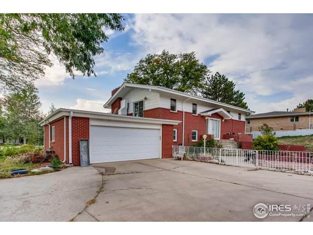 4733 W 12th St, Greeley, CO 80634 (MLS #924882) :: Wheelhouse Realty