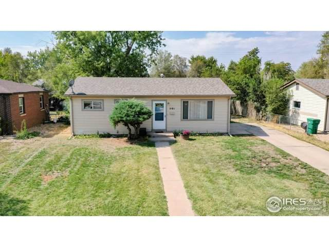 501 26th Ave, Greeley, CO 80634 (MLS #924895) :: RE/MAX Alliance