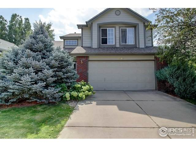 509 Huntington Hills Dr, Fort Collins, CO 80525 (#924907) :: Kimberly Austin Properties