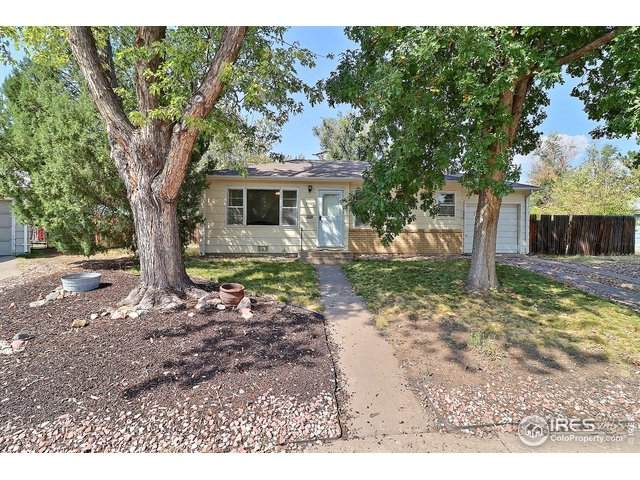 2405 15th Ave Ct, Greeley, CO 80631 (#924920) :: The Margolis Team