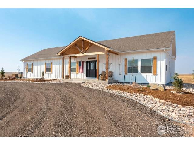 14211 N County Road 9, Wellington, CO 80549 (MLS #924921) :: J2 Real Estate Group at Remax Alliance