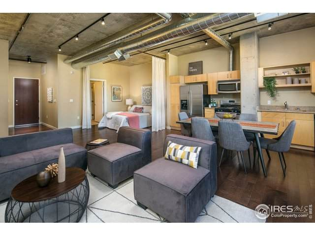 3701 Arapahoe Ave #405, Boulder, CO 80303 (MLS #924929) :: The Sam Biller Home Team