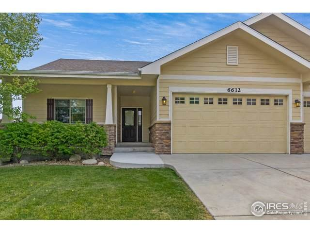 6612 W 32nd St, Greeley, CO 80634 (MLS #924932) :: J2 Real Estate Group at Remax Alliance