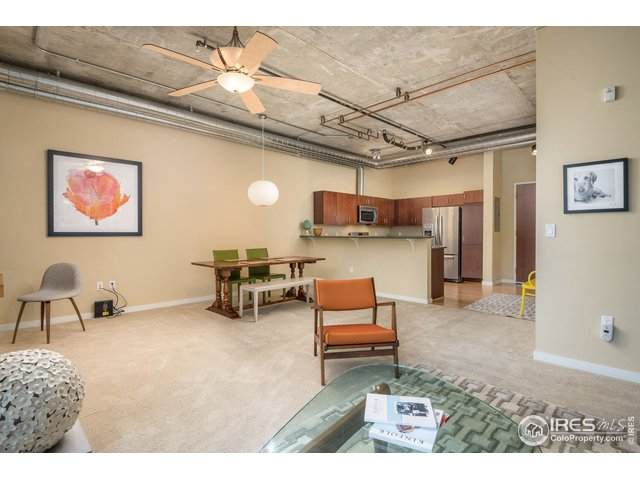 3601 Arapahoe Ave #207, Boulder, CO 80303 (MLS #924935) :: RE/MAX Alliance
