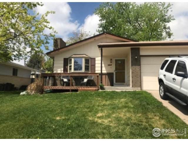 1917 33rd Ave, Greeley, CO 80634 (MLS #924944) :: Downtown Real Estate Partners