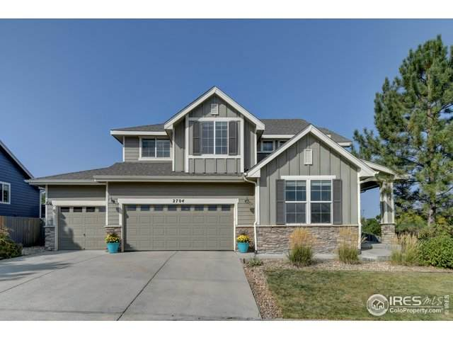 2704 Sunset Pl, Erie, CO 80516 (#924946) :: The Brokerage Group