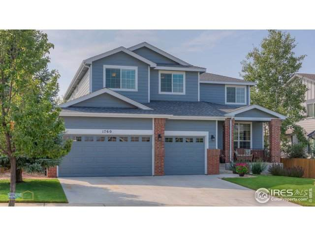 1760 Crestview Ln, Erie, CO 80516 (#924967) :: The Brokerage Group