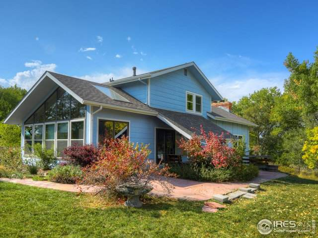 8753 Niwot Rd, Niwot, CO 80503 (MLS #924988) :: Jenn Porter Group