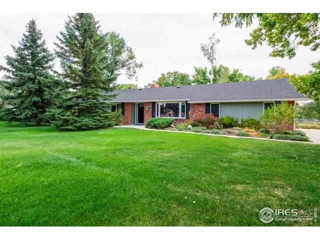 7360 Brockway Dr, Boulder, CO 80303 (MLS #924997) :: Colorado Home Finder Realty