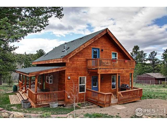 77 Bramer Rd, Ward, CO 80481 (#925012) :: Kimberly Austin Properties