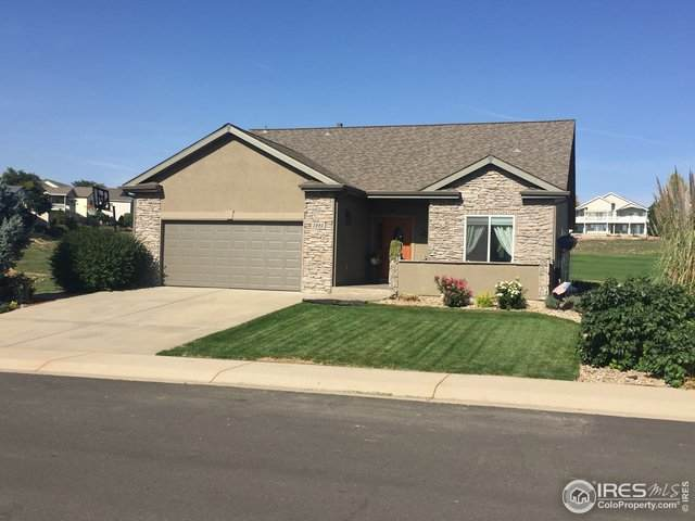 2095 Birdie Way, Milliken, CO 80543 (MLS #925022) :: Tracy's Team