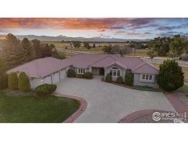 7733 Crestview Dr, Niwot, CO 80504 (MLS #925051) :: Jenn Porter Group