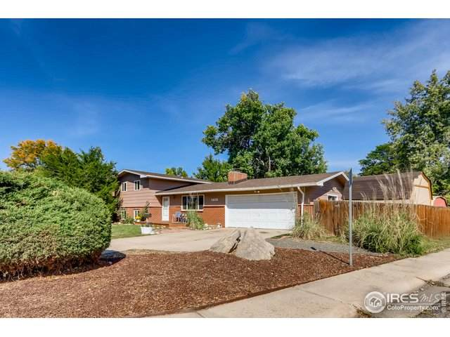 1402 Sumac St, Longmont, CO 80501 (#925061) :: James Crocker Team