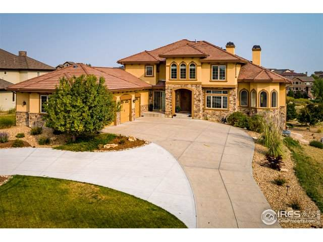 5363 Sedona Dr, Parker, CO 80134 (MLS #925062) :: 8z Real Estate