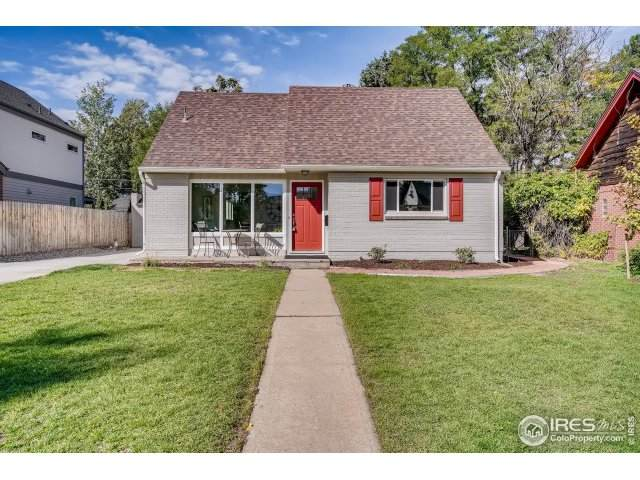 2825 S Gaylord St, Denver, CO 80210 (MLS #925074) :: Bliss Realty Group