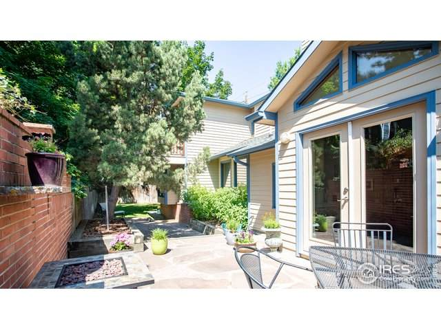 1810 Oak Ave, Boulder, CO 80304 (MLS #925096) :: RE/MAX Alliance